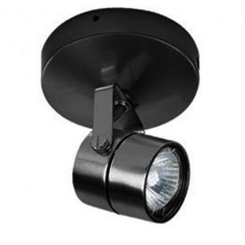 چراغ سقفی نور متمرکز ۵۰ W مشکی