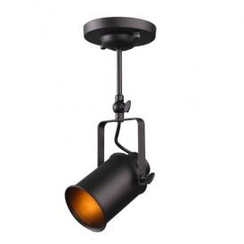 چراغ نور متمرکز سقفی سبک صنعتی