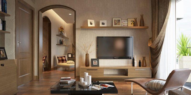 طرح تک رنگ در دکوراسیون داخلی منزل را چرا باید مد نظر قرار دهید ( و چطور آن را اجرا کنید)