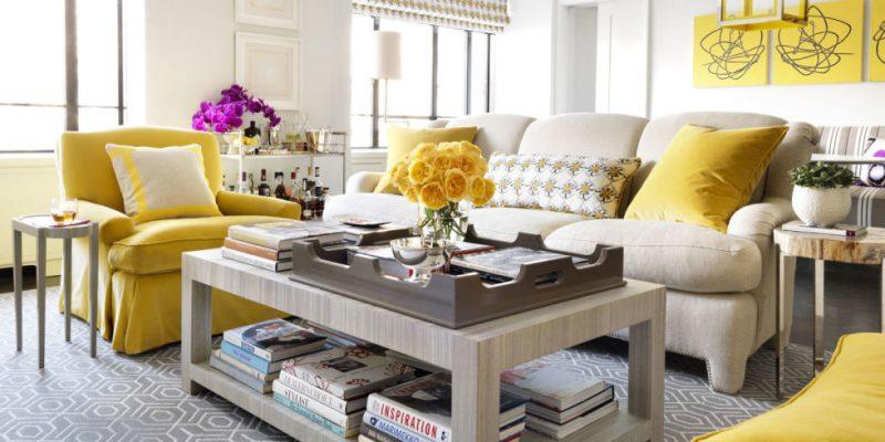 ۵ دلیل برای اینکه از رنگ زرد در دکوراسیون منزل خود استفاده کنید