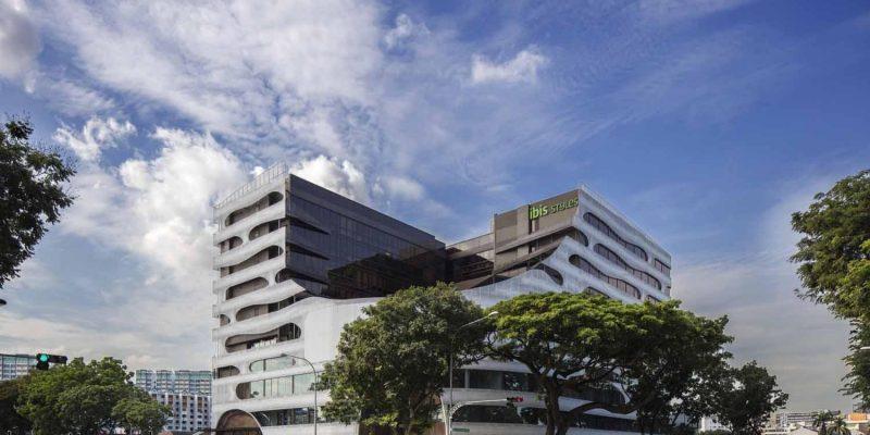 طراحی و بازسازی هتل مک فرسون / شرکت معماری AD