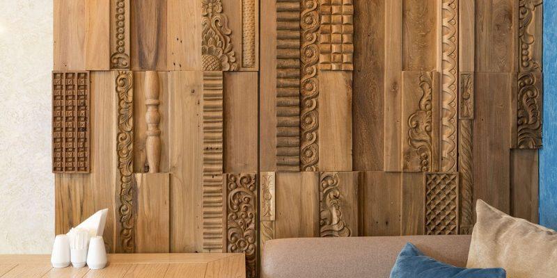 ابزار چوبی دکوراتیو : طرح مورد علاقه شما در جان زیباترین متریال طبیعت