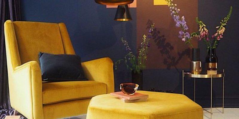اجرای رنگ خردلی در دکوراسیون داخلی ، با کاربرد این رنگ بیشتر آشنا شوید