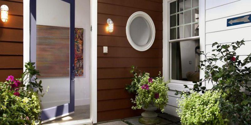 مدل های مختلف درب ورودی خانه
