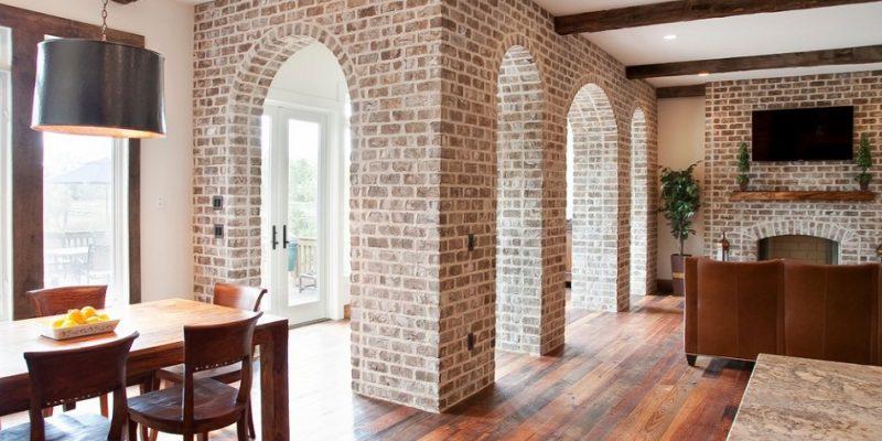 سقف قوس دار در طراحی داخلی : سازه و زیبایی را ترکیب کنید!