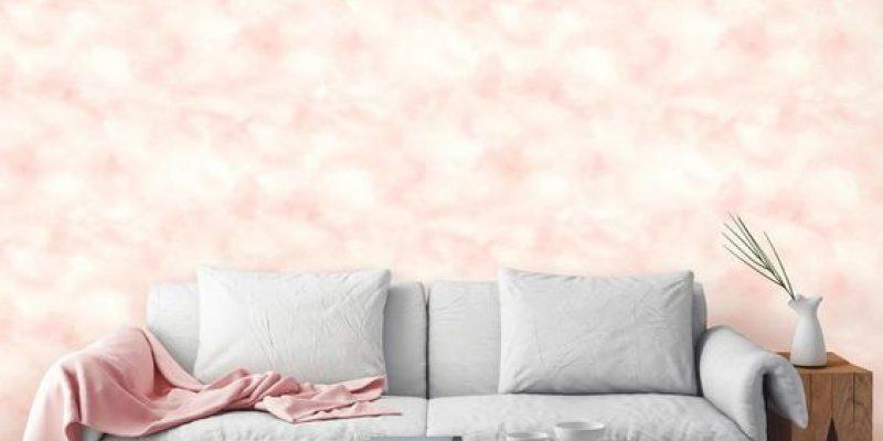 ۱۰ مدل کاغذ دیواری برای بزرگ تر نشان دادن اتاق های کوچک