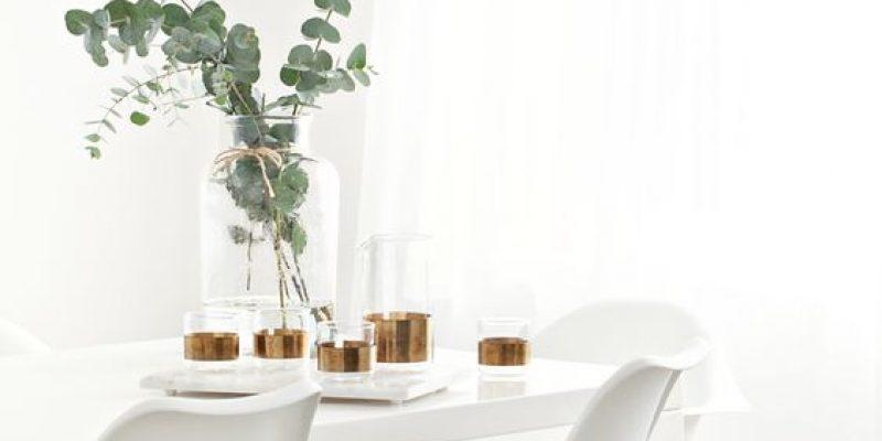 طراحی اتاق غذاخوری به سبک مینیمال