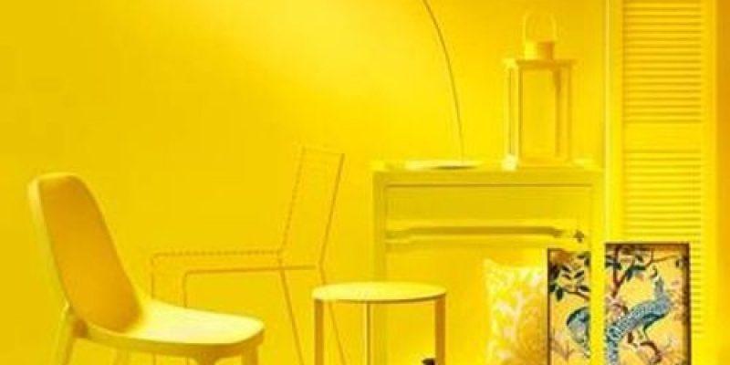 کاربردهای رنگ زرد در دکوراسیون منزل