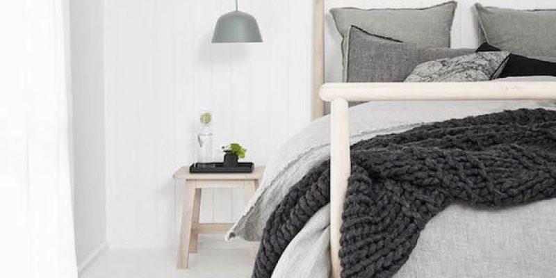 سبک اسکاندیناوی در اتاق خواب ، به فضایی دلباز دست پیدا کنید!