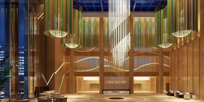 لوستر لابی هتل : ۵ نکته کلیدی برای یک انتخاب چشمگیر
