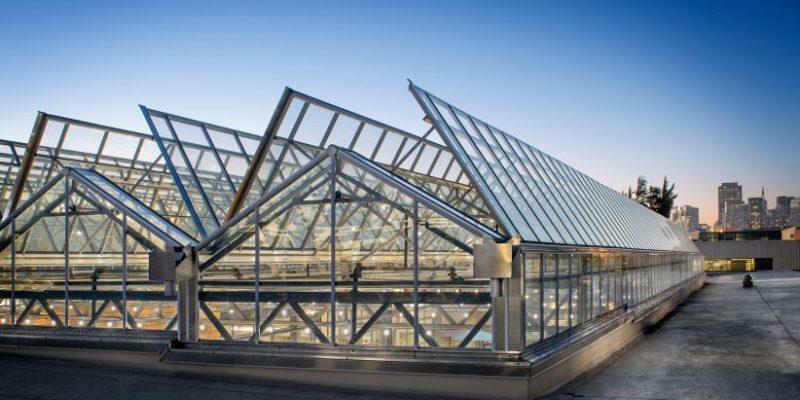 بازسازی ساختمان آرت دکو McClintock با سقف شیشه ای در سان فرانسیسکو به فضاهای خلاق/ شرکت معماری Pfau Long