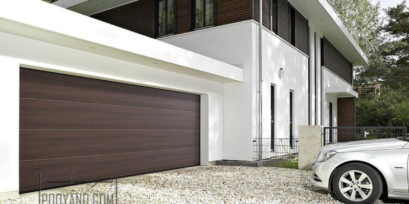 انواع درب پارکینگ : راهنمای انتخاب بهترین مدل برای منزل شما