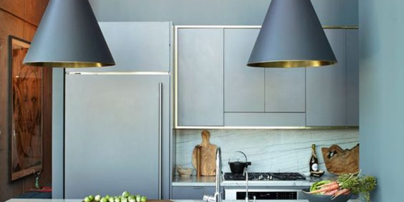 بازسازی آشپزخانه با ۷ ایده دکوراتیو !