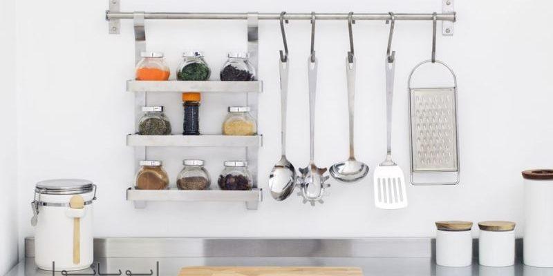 سازماندهی آشپزخانه کوچک با روش های ساده