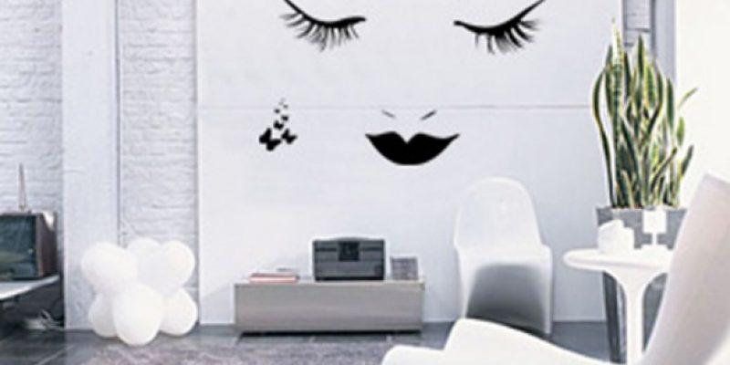 انتخاب استیکر دیواری ، چطور برچسب یا استیکر متناسب با دکوراسیون منزل انتخاب کنید