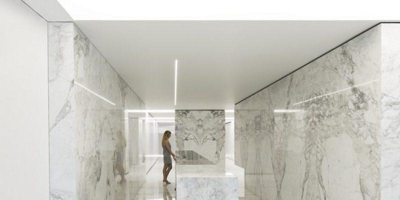 طراحی داخلی آتلیه سنگی PETRA / معماری Fran Silvestre Arquitectos