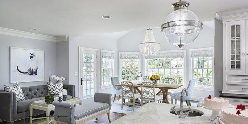 چطور رنگ آبی مناسب برای طراحی داخلی منزل انتخاب کنیم؟