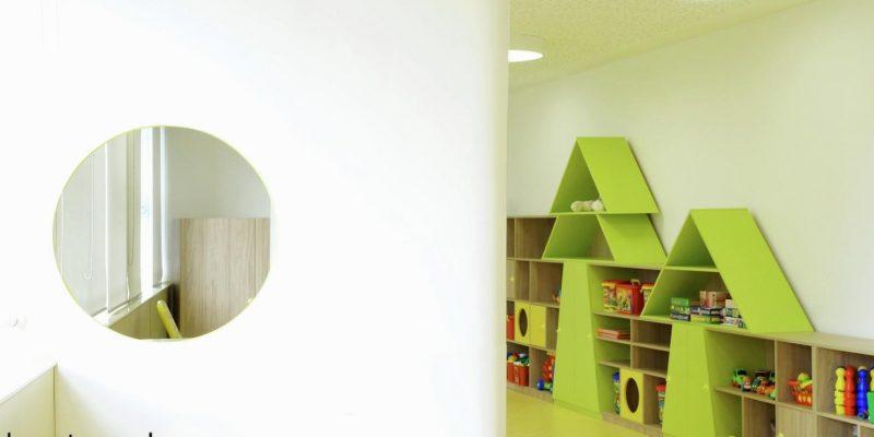 طراحی مهدکودک / معماران IDEST Doo