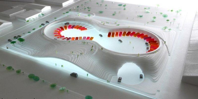 طراحی مرکز بازیافت زباله / گروه معماری بیگ