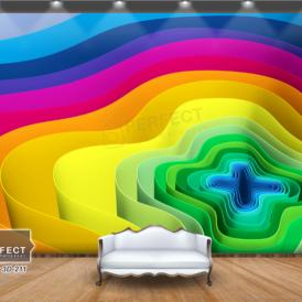 پوستر دیواری سه بعدی پرفکت ۳D PERFECT