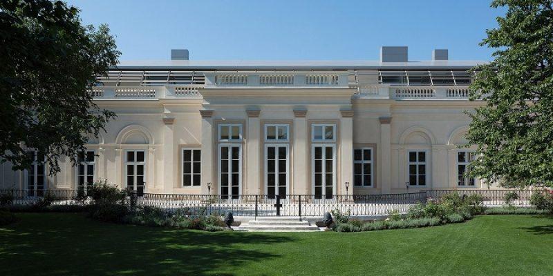 بازسازی ساختمان کاخ Rasumofsky / شرکت معماری Baar-Baarenfels