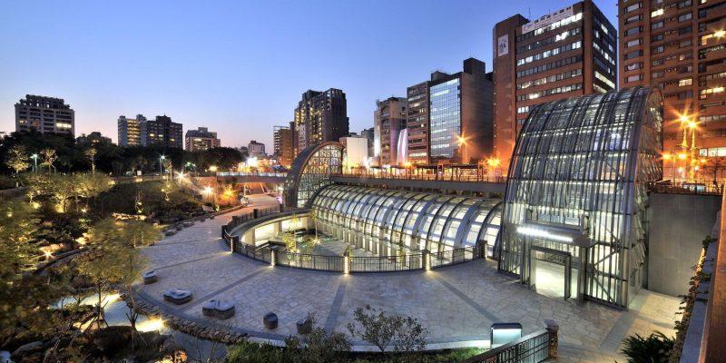 معماری و طراحی داخلی ایستگاه مترو شهر تایپه / گروه معماری Che Fu Chang