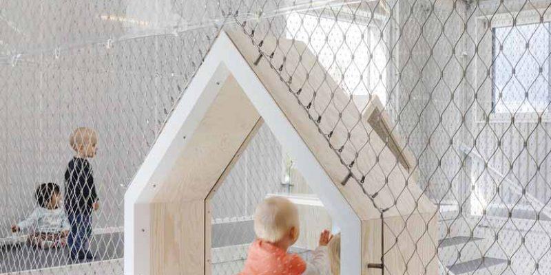 طراحی کودکستان Frederiksvej / شرکت معماری COBE