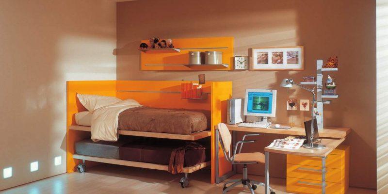 رنگ های مناسب اتاق خواب نوجوان !