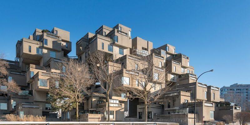بازسازی آپارتمانی در مجموعه هبیتات ۶۷ موشه صفدی