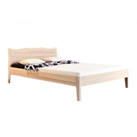 تخت خواب دو نفره چوبی مدل Queen