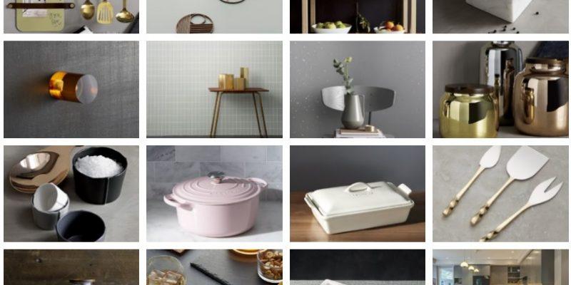 ایدههایی زیبا برای طراحی یک آشپزخانه خاکستری