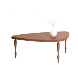 میز پذیرایی چوبی نرسی مدل EDDY L