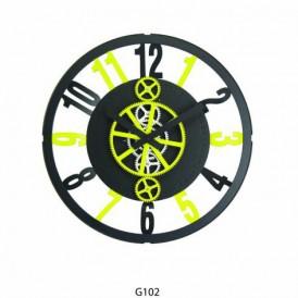 ساعت دیواری والتر مدل G102-Green