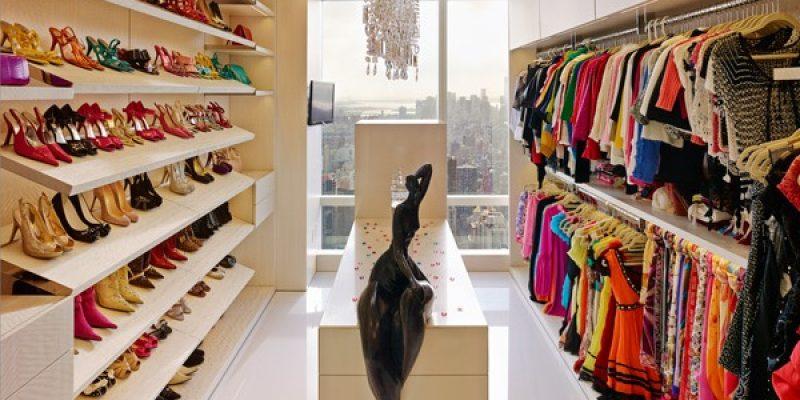 یک طراحی داخلی فوق العاده لوکس: پنت هاوس یک بیلیونر در نیویورک