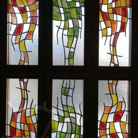 شیشه دکوراتیو آراس