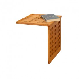 میز پاتختی چوبی مدلSansibar