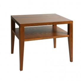 میز پاتختی چوبی مدل Soul