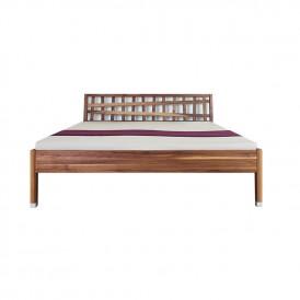 تخت خواب دونفره چوبی مدل Style